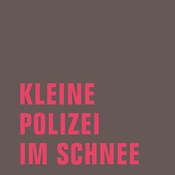 """""""Kleine Polizei im Schnee"""" - Dietmar Dath"""