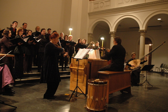 »Come, ye Sons of Arts« – Festtagsoden von Daniel & Henry Purcell