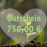 750 Euro Einkaufsgutschein limitiert