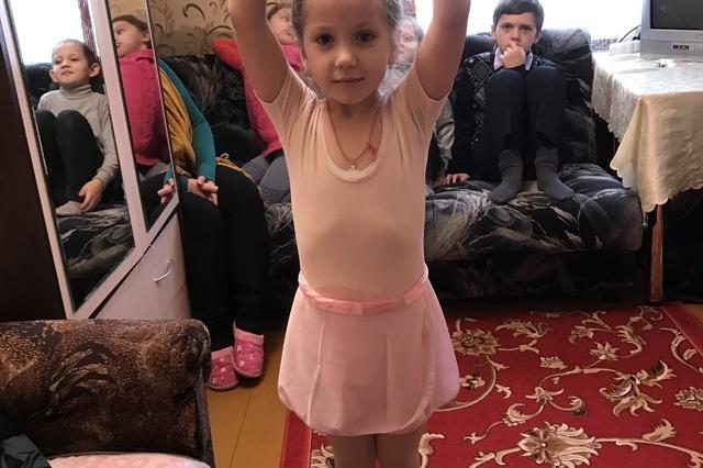 Hilfe für die kleine Nastya (Weißrussland)