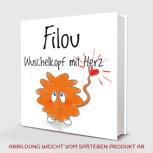 """Buch """"Filou - Wuschelkopf mit Herz"""" aus der Erstauflage"""