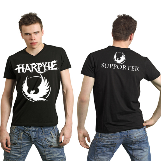 Exclusives HARPYIE Supporter T-Shirt