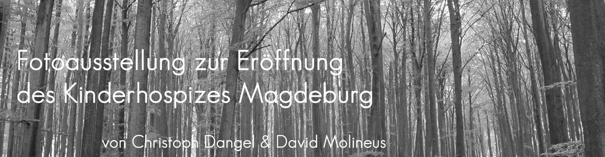 Fotoausstellung zur Eröffnung des Kinderhospizes Magdeburg
