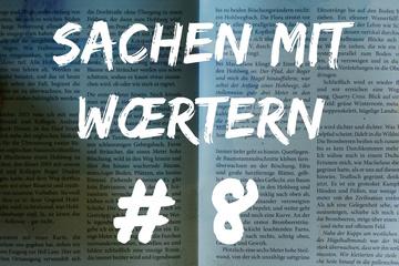 Literaturmagazin Sachen mit Wœrtern: #8 SCHNITT