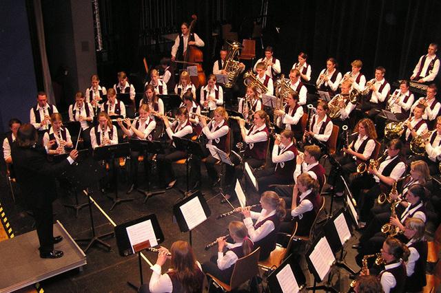 Konzertreise des Jugendorchesters Havixbeck nach Kroatien 2012