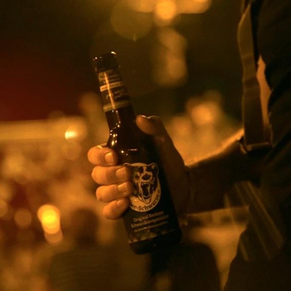 48 Flaschen black Craftbeer zum crowdfunding Preis