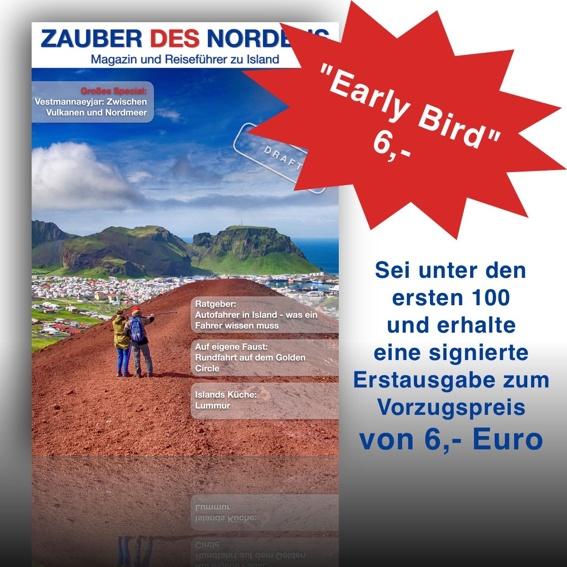 """""""Early Bird"""" - Für die ganz Schnellen!"""