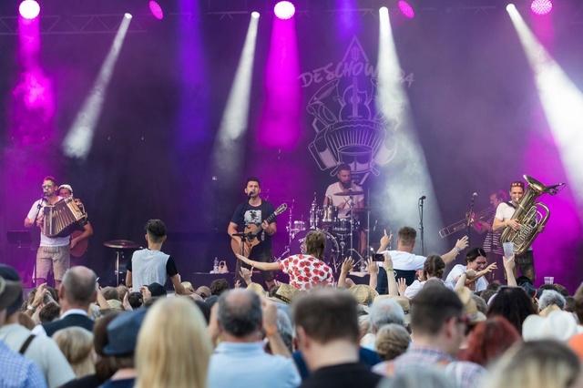 So Und Ned Anders - DeSchoWieda Album & Tour 2018