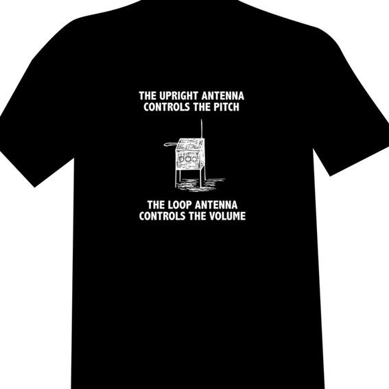 """T-Shirt Design A (""""Antenna"""")"""