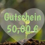 50 Euro Einkaufsgutschein limitiert