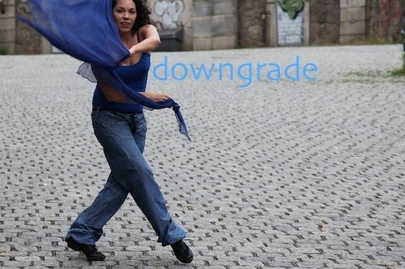 DOWNGRADE | Tanzperformance