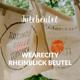 WEARECITY - Jutebeutel