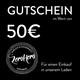Gutschein im Wert von 50€