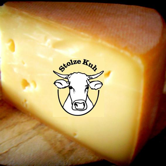 Iss 1kg Käse von Stolzen Kühen