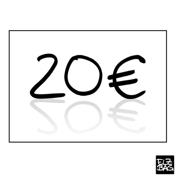 20-Euro Voucher