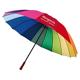Papua-Regenschirm (signiert)