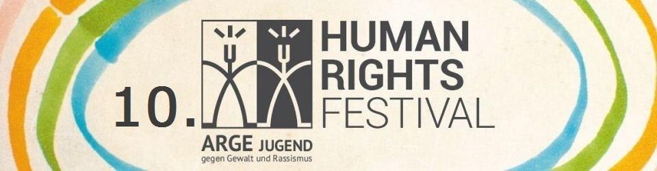 10. Human Rights Festival der ARGE Jugend