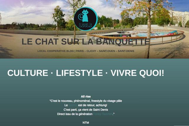 Le Chat Sur La Banquette (LCSLB)