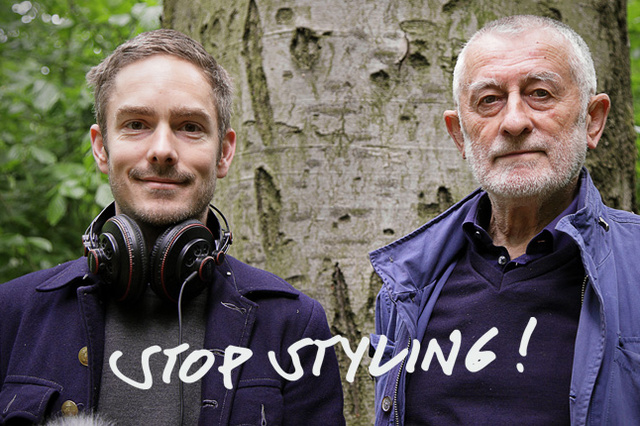 Stop Styling