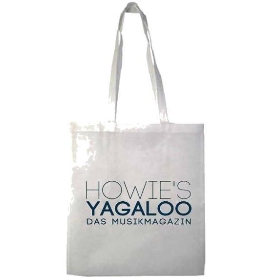 Premium Baumwollbeutel mit YAGALOO Aufdruck