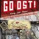 Go Ost! Buch + Vinyl III