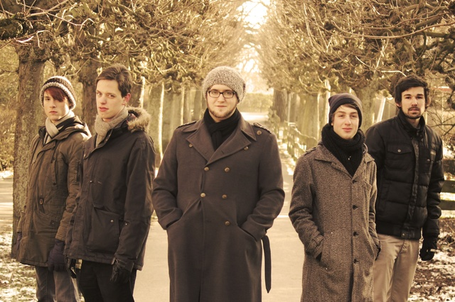 The Panic The Vomit: Die erste EP