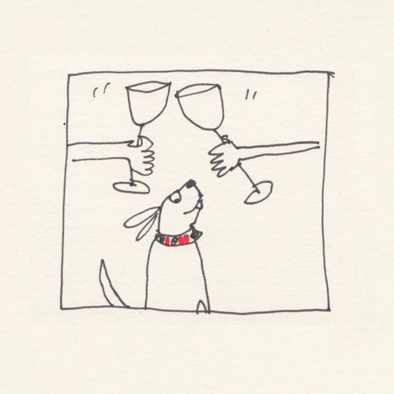 """""""Wartende Hunde. Ein Buch über die Treue"""" & persönliche Einladung zur Buchpräsentation"""