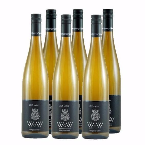 6 Flaschen Sommerwein