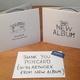 Das neue und das erste Album als CD (weltweit)