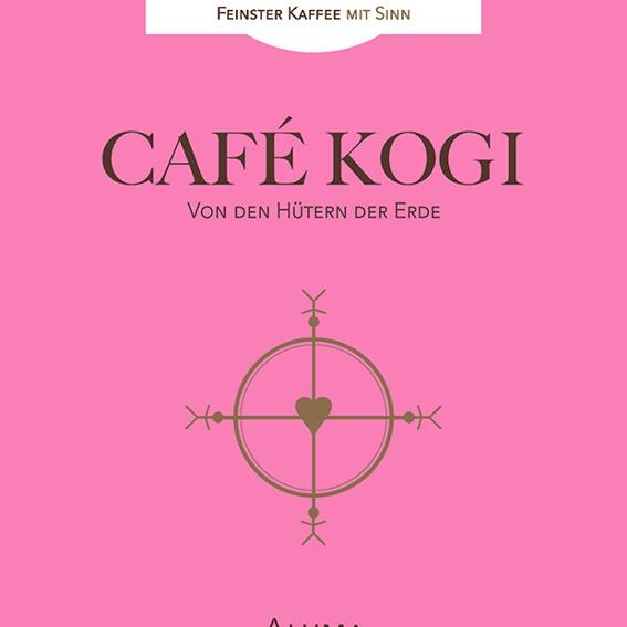 1000 g CAFÈ KOGI, Röstung nach Wahl