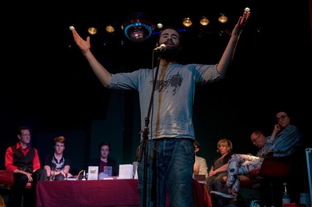 Poetry Slam Wetterau - Die Liga