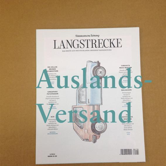 Langstrecke: Magazin (Ausland)
