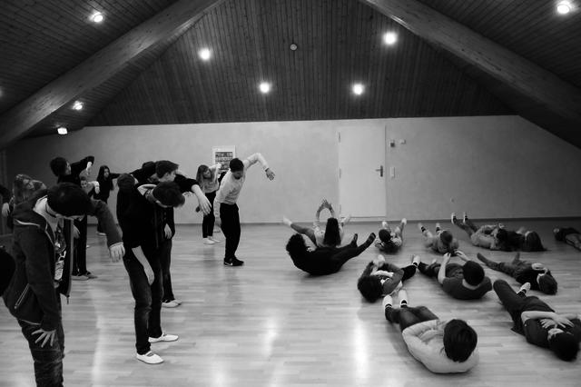 MOVING KIDS, Choreographie-Workshops für Kinder