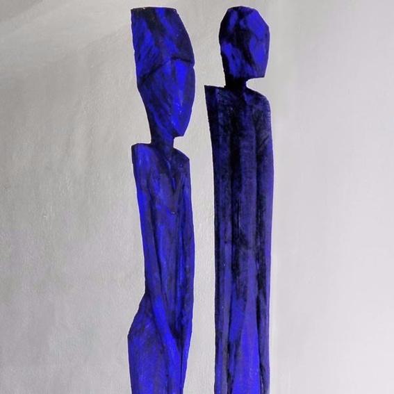 Skulptur von Chris Hinze