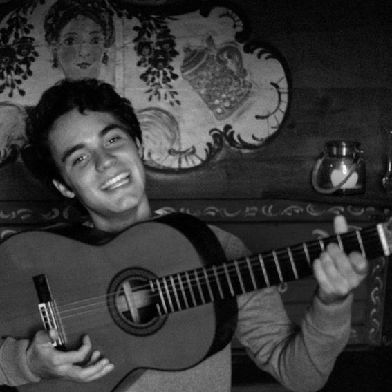 Unterricht bei der LischKapelle: Gitarre