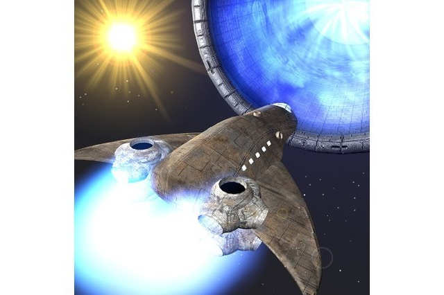 Das dunkle Meer der Sterne Folge 7 & 8 – Der furiose Abschluss