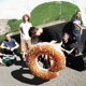 Der Donut aus dem Video + CD der EP