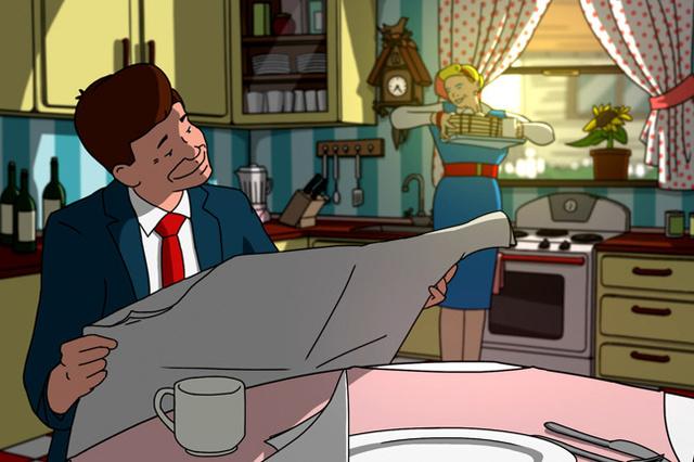 Reverie - Zeichentrick aus Hamburg
