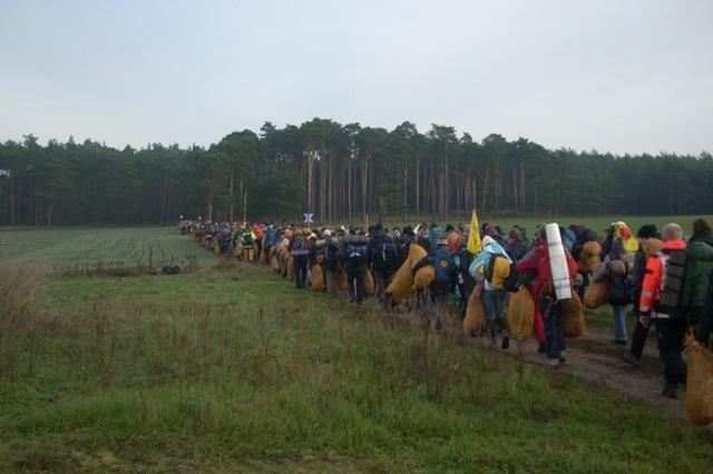 Reclaim Power Tour 2013 - Energiekämpfe in Bewegung!