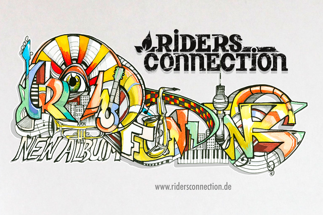 Riders Connection NEW ALBUM Crowdfunding