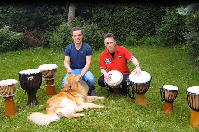 Drumcircle - Trommeln verbindet