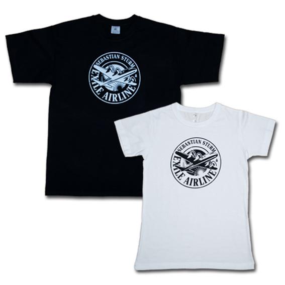 T-Shirt mit Band-Logo