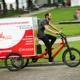 Kostenlose Haustür-Zustellung (E-Bike)