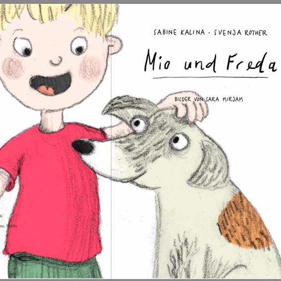 Kinderbuch MIO & FREDA