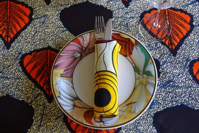 Safi Sana Textiles - Color Your Home