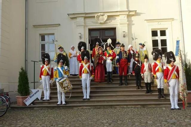 200ter Jahrestag der Rückkehr Friedrich Augusts aus der Gefangenschaft