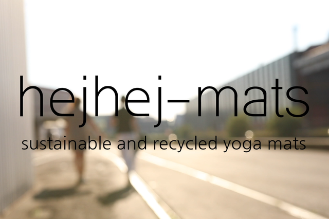 hejhej-mats closed-loop yoga mats
