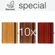10 x Heft mit Logo oder Individualisierung