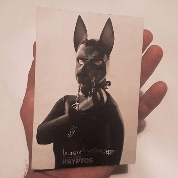 Persönliche Postkarte