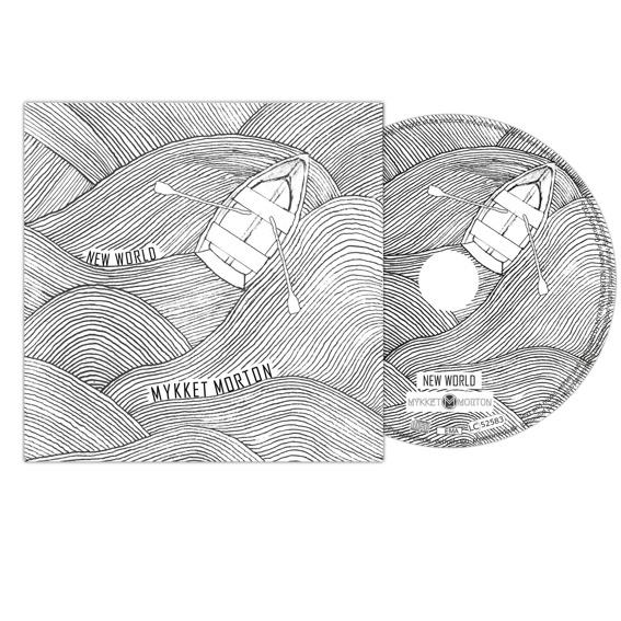 CD - New World
